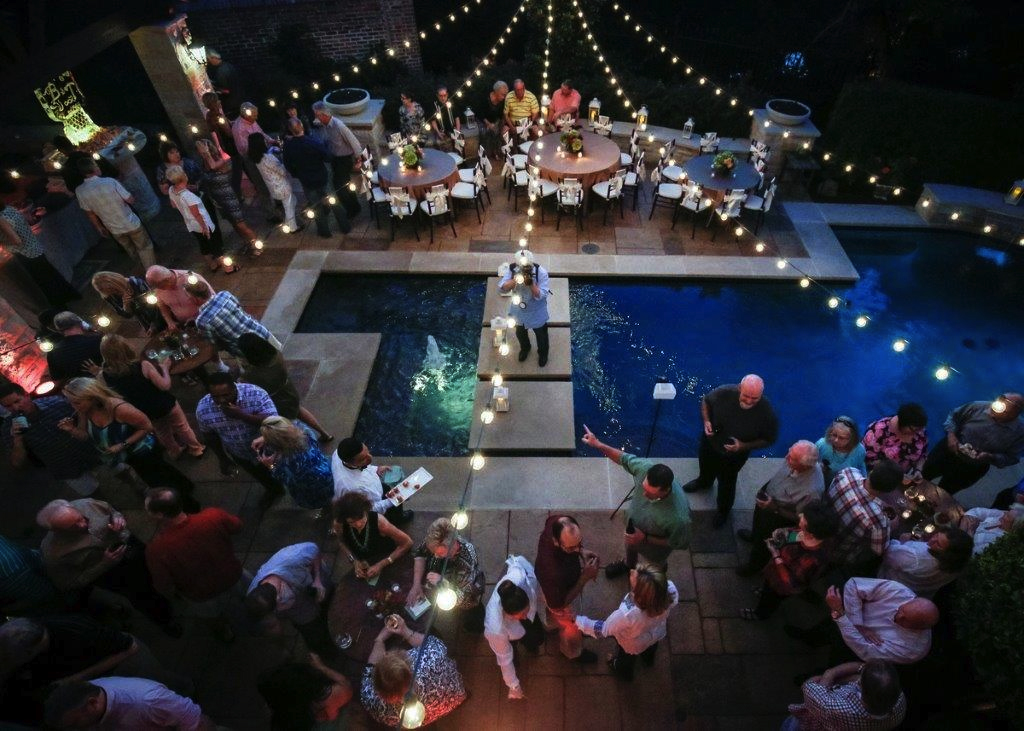 Outdoor Party Event Es Events